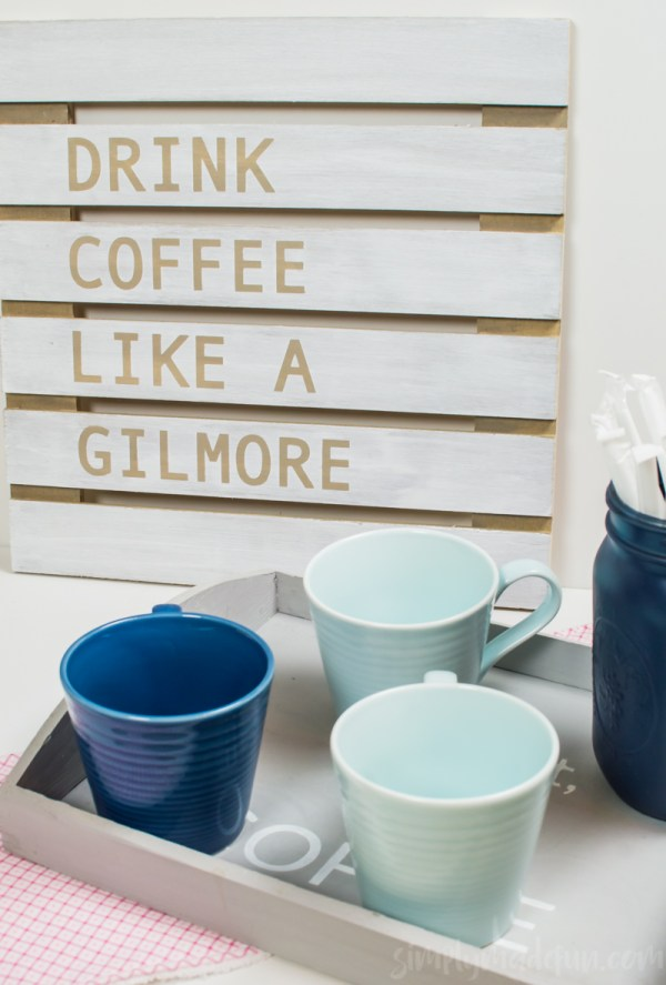 10+ Glorious Gilmore Girls Projects | www.kimberdawnco.com