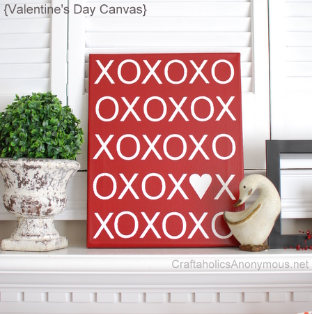 10+ Valentine's Day Projects | www.kimberdawnco.com