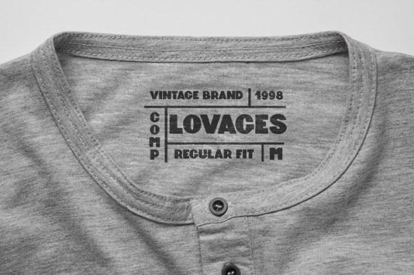 20 Hipster Fonts: Lovage | www.kimberdawnco.com