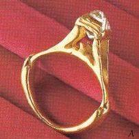 anillo S XV