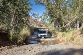 Bungle Bungles Creek Crossing