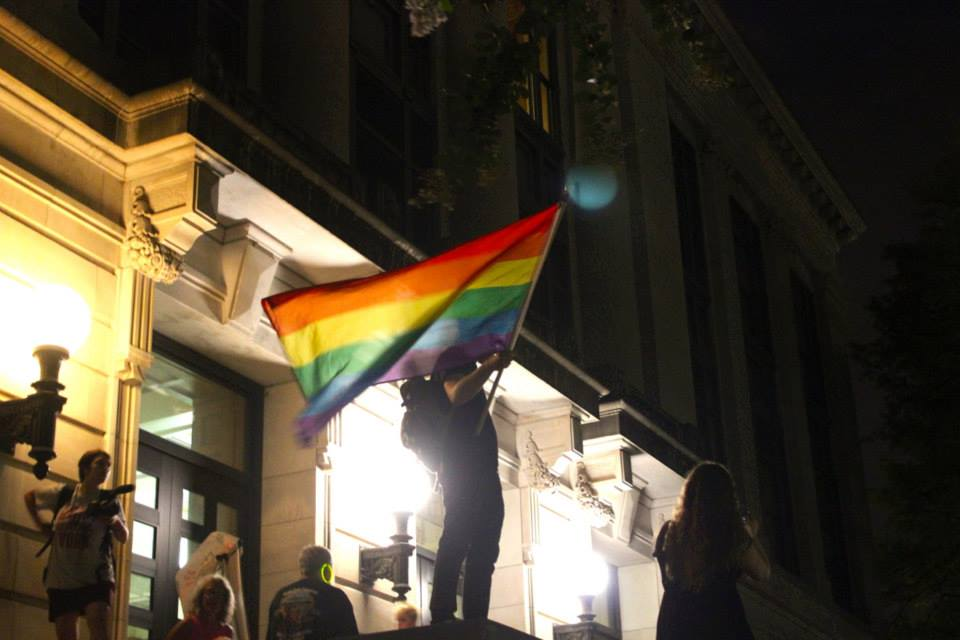 Read more about the article I admit it, this homosexual IS demanding special rights