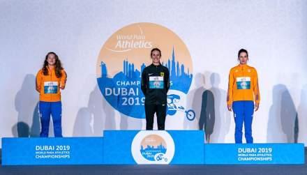 podium ceremonie wk dubai 2019