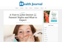 Freelance Parenting Writer Article on Going to the Dentist