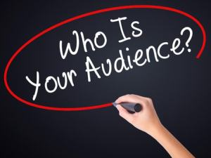Demographics of your audience