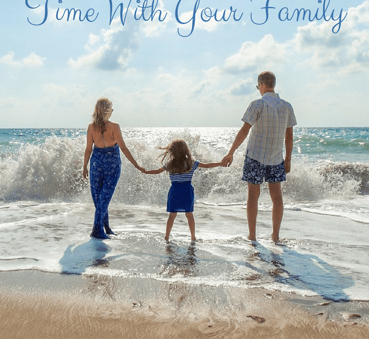 Fun Ways To Spend Time With Your Family