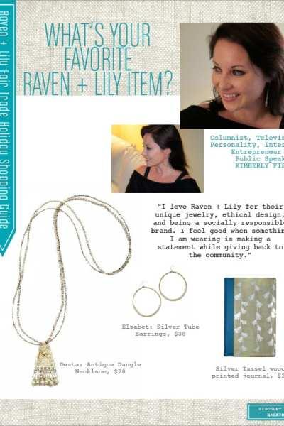 Raven + Lily Ad Campaign