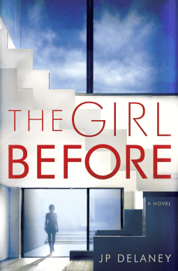 What I Am Reading: The Girl Before