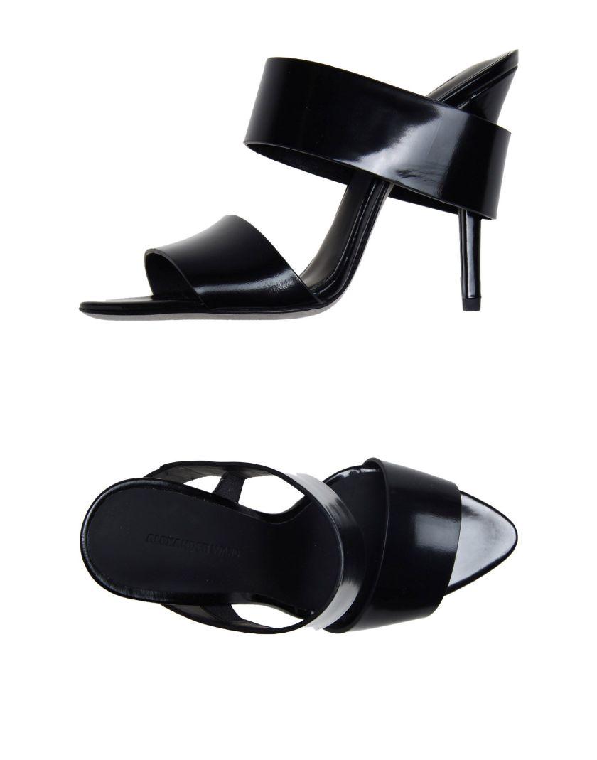Shoe Porn: Alexander Wang Mules