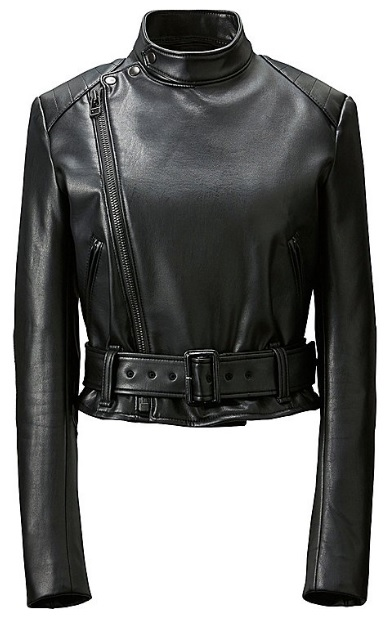 uniqlo-x-carine-roitfeld-leather-biker-jacket