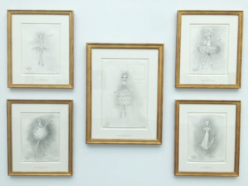 mark ryden whipped cream sketches paul kasmin gallery