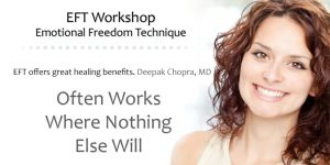 EFT workshop, EFT training Los Angeles, EFT Training Los Angeles County, EFT Training Orange County Ca, EFT for pain management