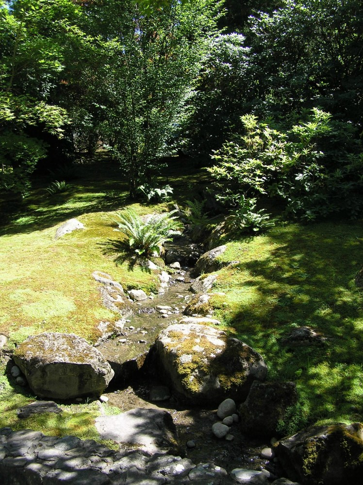 Praying in Seattle - The Japanese Garden (3/6)