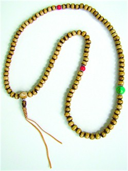A Buddhist's Prayer Bead Practice (2/3)