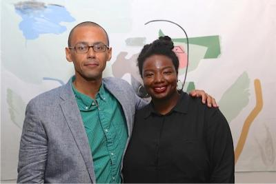 Victor LaValle and Kima Jones
