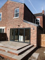 Extension to Victorian terrace