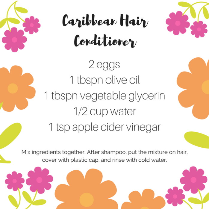 diy Natural hair conditioners