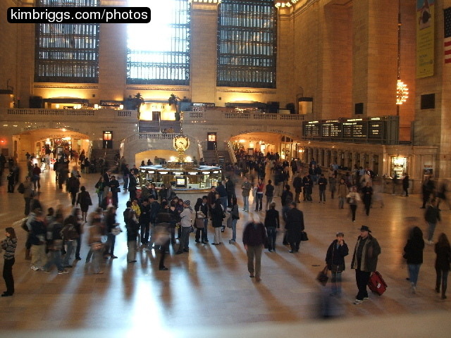 Map Tourist Sites Midtown Manhattan