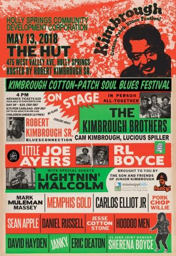 KCPBF 2018 poster