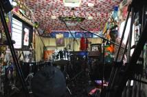 Inside Jam In The Van.