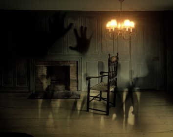 paranormal story