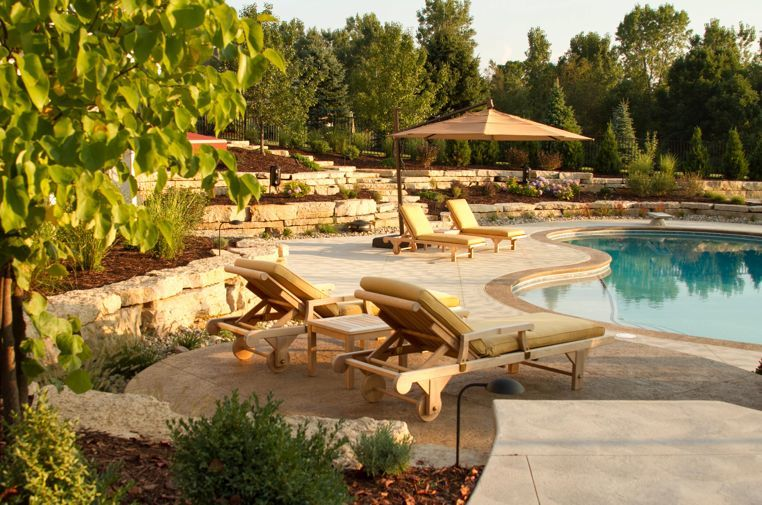 Earth Tones Landscaping