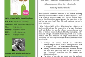 Press Kit: I Was In Love With a Short Man Once