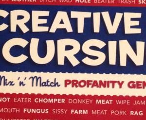crative cursing
