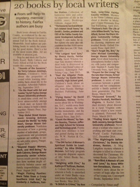 fairfax times 20 authors sept 2015