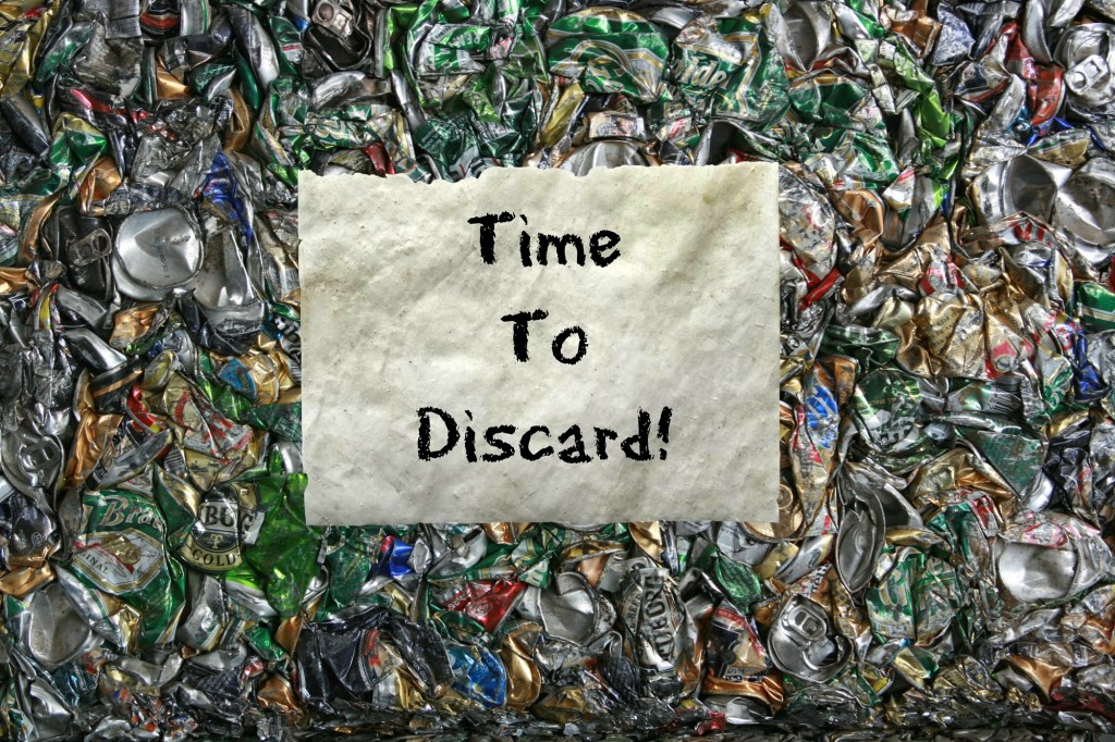 time to discard