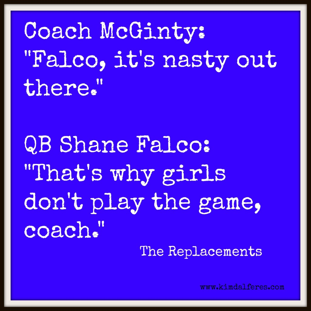 Quote from the replacements