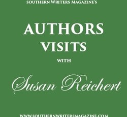 "Author Stops By ""Southern Writers Magazine"" Dishes About Writing & Fishing (Oct 2016)"