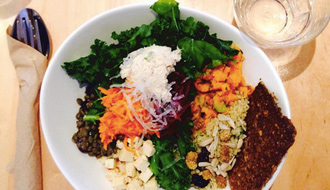 Best Vegan Restaurants Toronto | Kim D'Eon Holistic Nutritionist