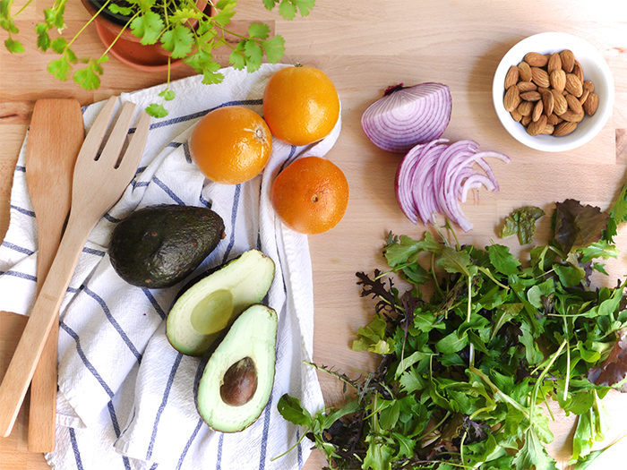 Orange Avocado Salad Recipe - Kim D'Eon