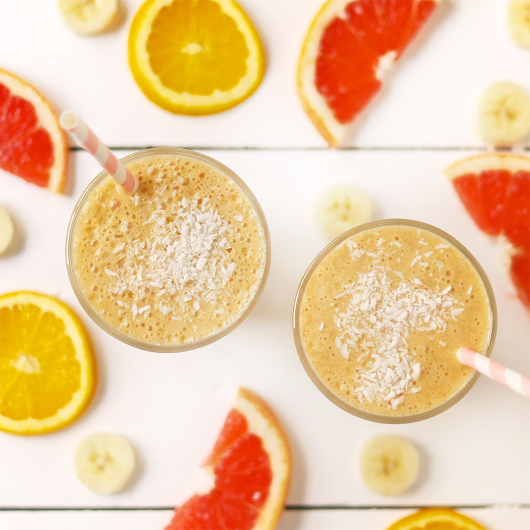 Fruit Smoothie: The Great Grapefruit | Kim D'Eon