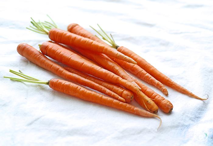 Kim D'Eon's Carrot Ginger Soup