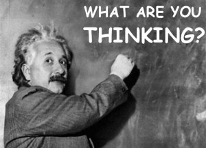 einstein_thinking