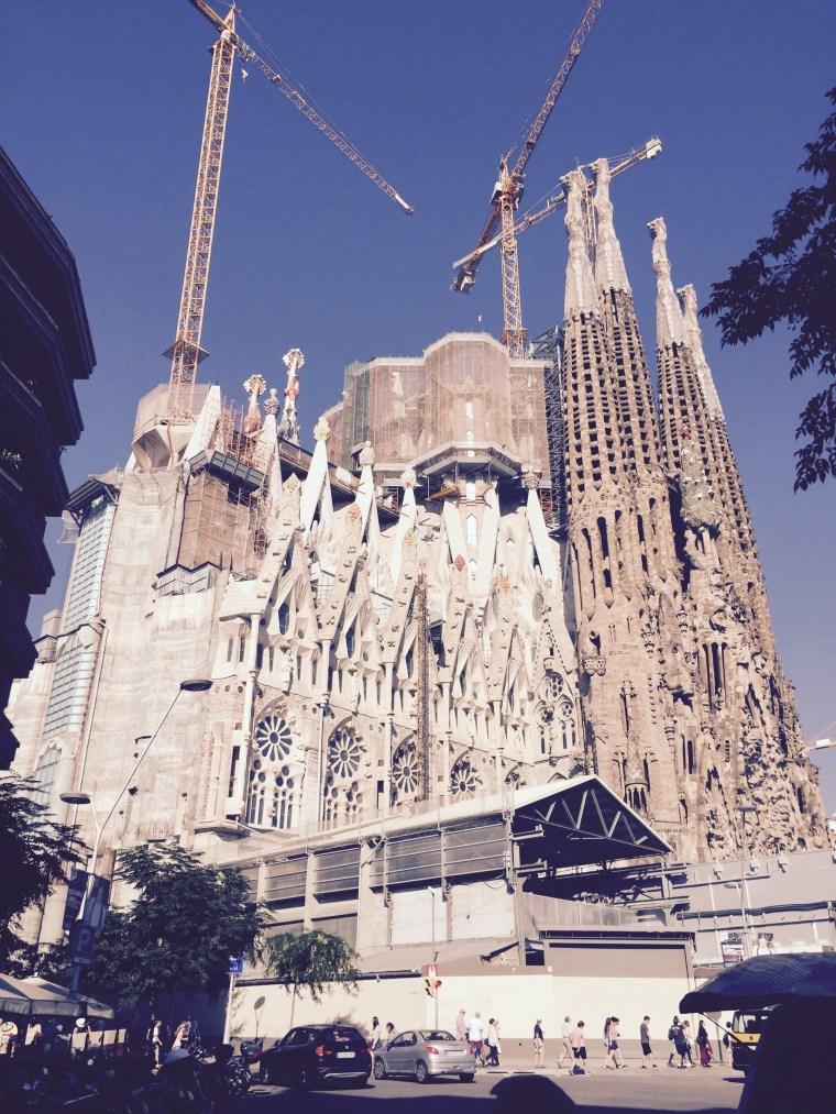 Sagrada Familia 080215