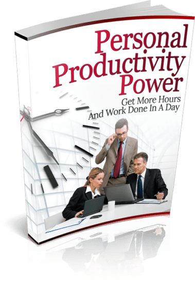 Personal Productivity Power