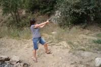 40 kaliber handgun