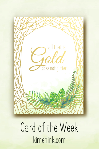 Geo Gold Card of the Week