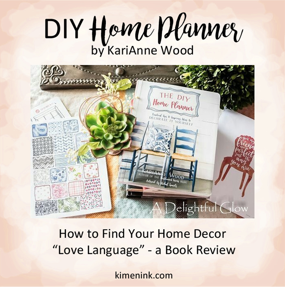 The DIY Home Planner, a Home Decor Book Review