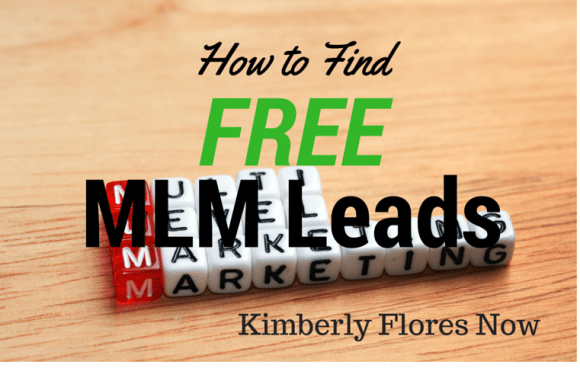 How to Find MLM leads