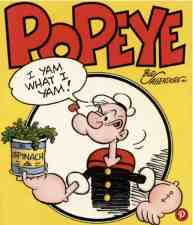 Popeye I Am What I Am