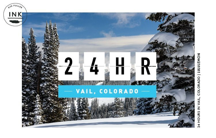 24 Hours in Vail, Colorado - by Chris McLennan for Vail Resorts;