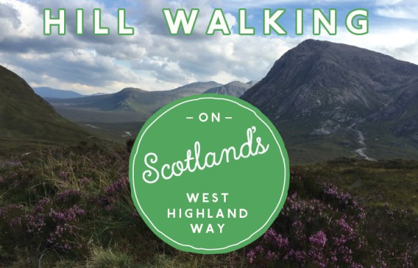 Hill walking on Scotland's West Highland Way is all fresh air, lush lochs and whisky