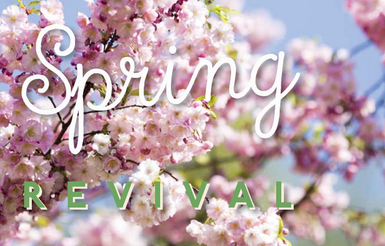 Start Your Spring Revival