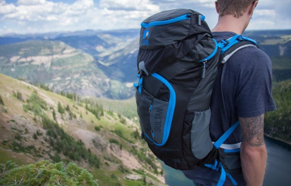 DOWN 'N DIRTY: MHM SULTAN 50 BACKPACK