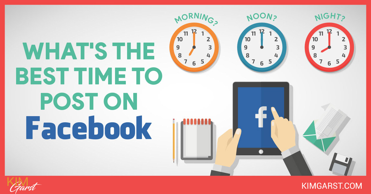 Whats The Best Time To Post On Facebook
