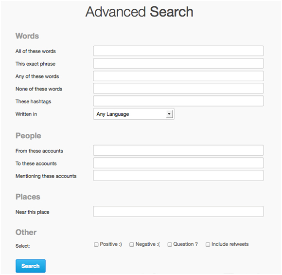 Advanced Search How To Get More Leads on Twitter